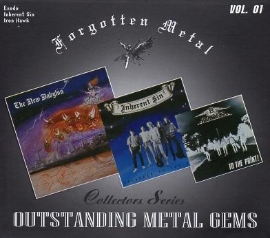 V.A. / Forgotten Metal - Outstanding Metal Gems Vol. 01