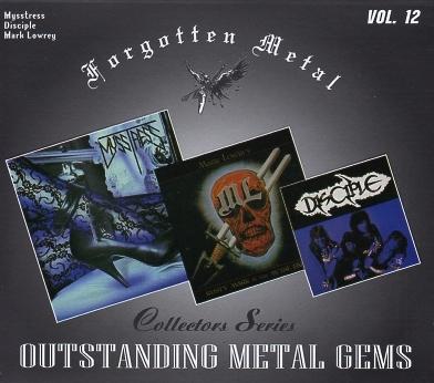 V.A. / Forgotten Metal - Outstanding Metal Gems Vol. 12