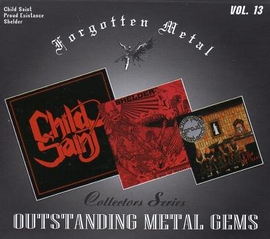 V.A. / Forgotten Metal - Outstanding Metal Gems Vol. 13