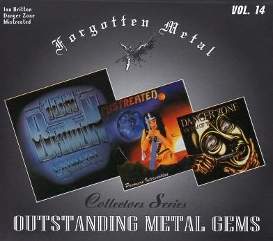 V.A. / Forgotten Metal - Outstanding Metal Gems Vol. 14