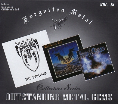 V.A. / Forgotten Metal - Outstanding Metal Gems Vol. 15