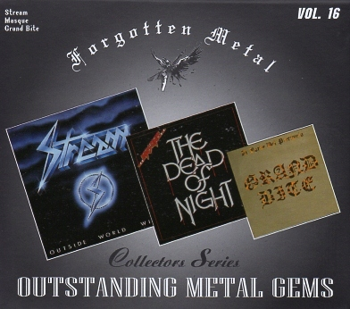 V.A. / Forgotten Metal - Outstanding Metal Gems Vol. 16