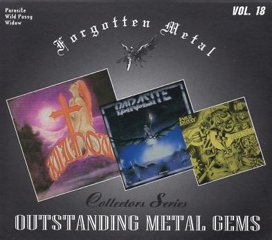 V.A. / Forgotten Metal - Outstanding Metal Gems Vol. 18