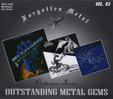 V.A. / Forgotten Metal - Outstanding Metal Gems Vol. 03