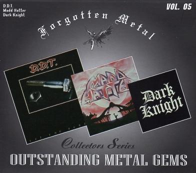 V.A. / Forgotten Metal - Outstanding Metal Gems Vol. 05