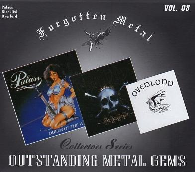 V.A. / Forgotten Metal - Outstanding Metal Gems Vol. 08