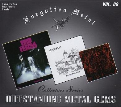 V.A. / Forgotten Metal - Outstanding Metal Gems Vol. 09