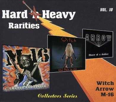 V.A. / Hard 'n Heavy Rarities Vol. 10