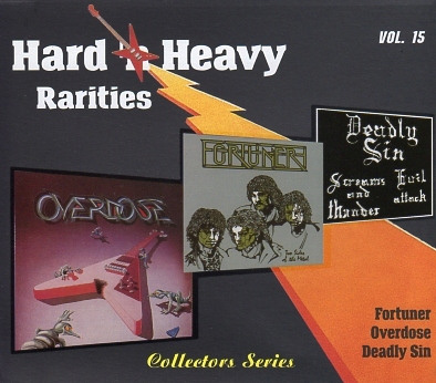 V.A. / Hard 'n Heavy Rarities Vol. 15