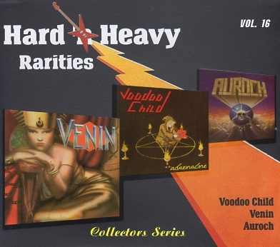 V.A. / Hard 'n Heavy Rarities Vol. 16