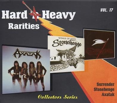 V.A. / Hard 'n Heavy Rarities Vol. 17