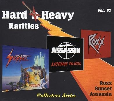 V.A. / Hard 'n Heavy Rarities Vol. 03