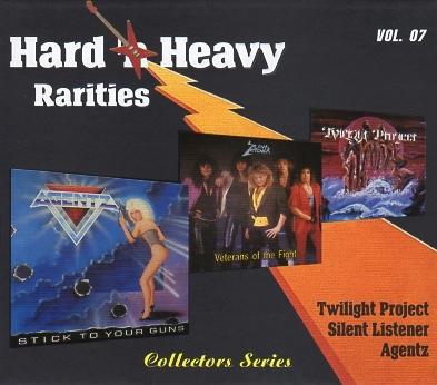 V.A. / Hard 'n Heavy Rarities Vol. 07