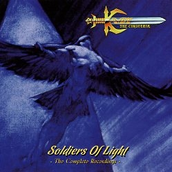 KRYST THE CONQUEROR (US) / Soldiers Of Light - The Complete Recordings (collector's item)