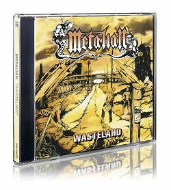 METALIAN (Canada) / Wasteland (2018 reissue)