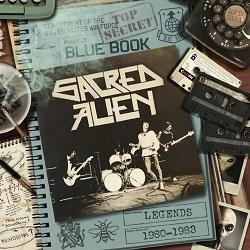 SACRED ALIEN (UK) / Legends 1980-1983