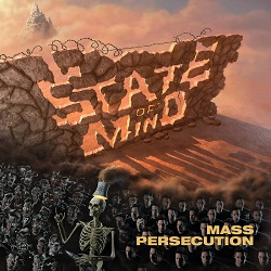 STATE OF MIND (US) / Mass Persecution + 4 [Divebomb Bootcamp series #44]