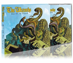 THE WIZARDS (Spain) / Rise Of The Serpent