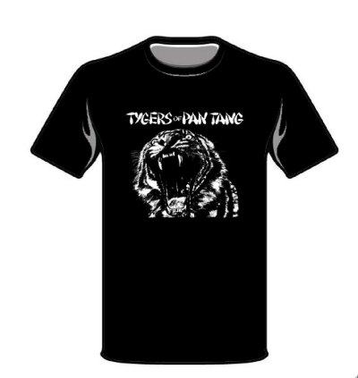 TYGERS OF PAN TANG (UK) / Wild Cat T-shirt