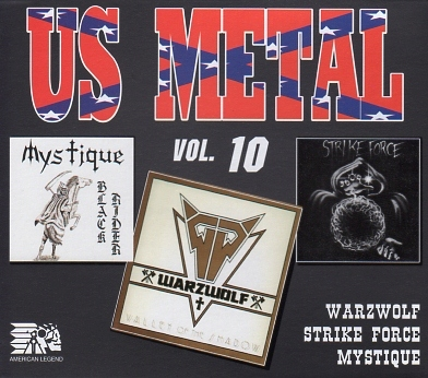 V.A. / US METAL Vol. 10