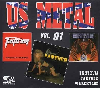 V.A. / US METAL Vol. 01
