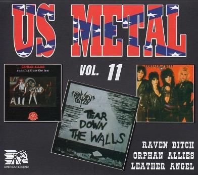 V.A. / US METAL Vol. 11