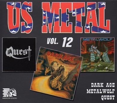 V.A. / US METAL Vol. 12