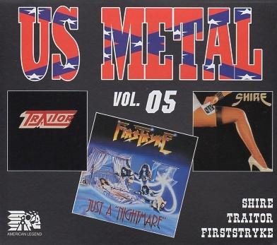 V.A. / US METAL Vol. 05