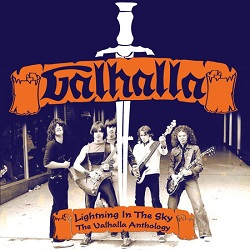 VALHALLA (UK) / Lightning In The Sky - The Valhalla Anthology