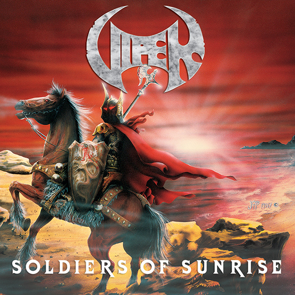 VIPER (Brazil) / Soldiers Of Sunrise + 6 (2019 reissue)