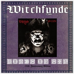 WITCHFYNDE (UK) / Lords Of Sin + Anthems - 35th Anniversary Edition