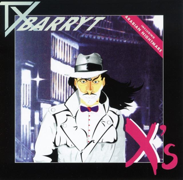 TX BARRYT(Germany) / X's