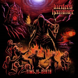 LUCIFER'S HAMMER (Chile) / Time Is Death
