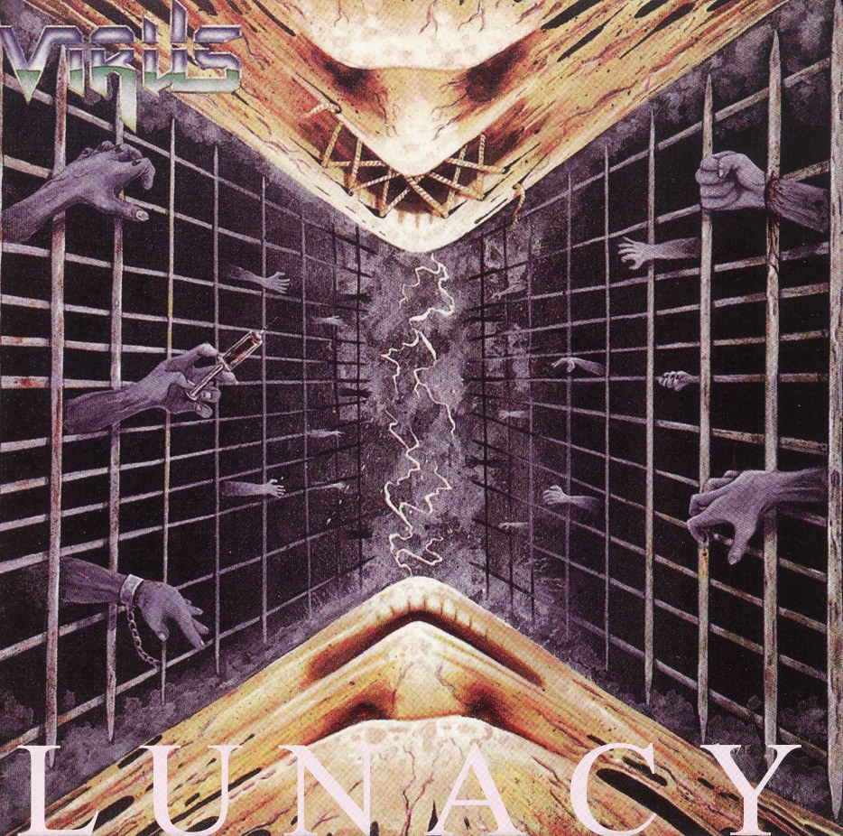 VIRUS(UK) / Lunacy