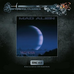 MAD ALIEN (Germany) / Time War