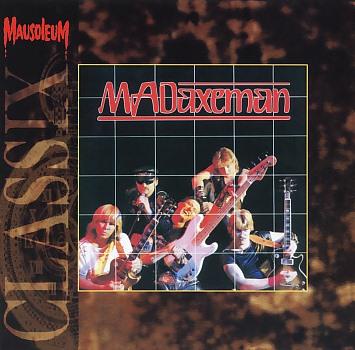 MAD AXEMAN (Germany) / Mad Axeman (Mausoleum Classix)