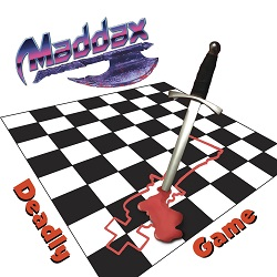 MADDAX (US) / Deadly Game + 3