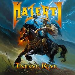 MAJESTY (Germany) / Thunder Rider