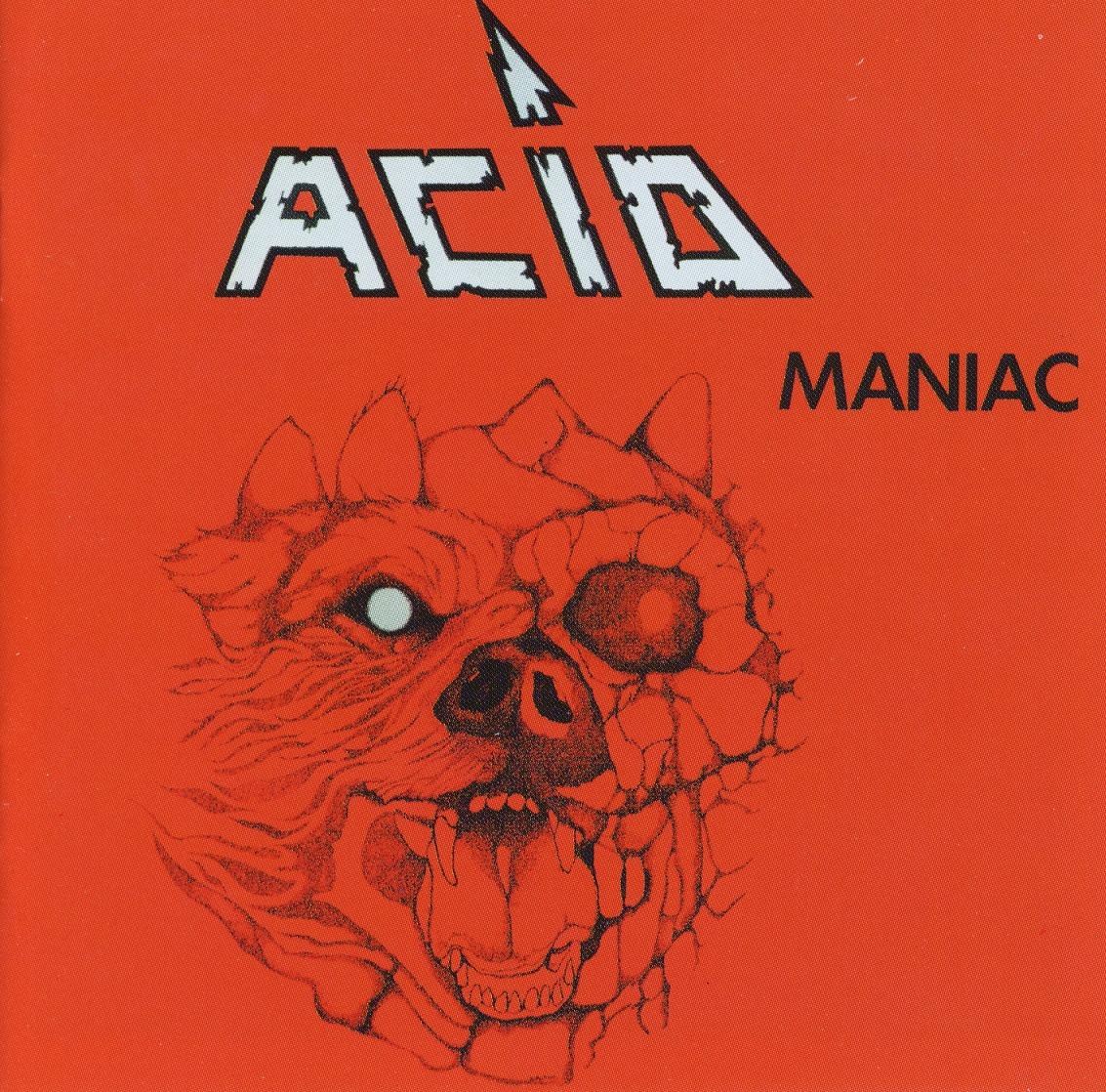 ACID (Belgium) / Maniac + 3