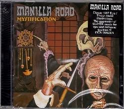 MANILLA ROAD (US) / Mystification (2014 reissue)