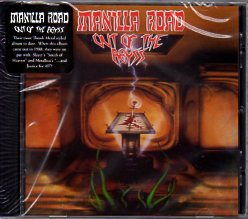 MANILLA ROAD (US) / Out Of The Abyss (2014 reissue)