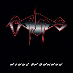 MANTAS (UK) / Winds Of Change + 3