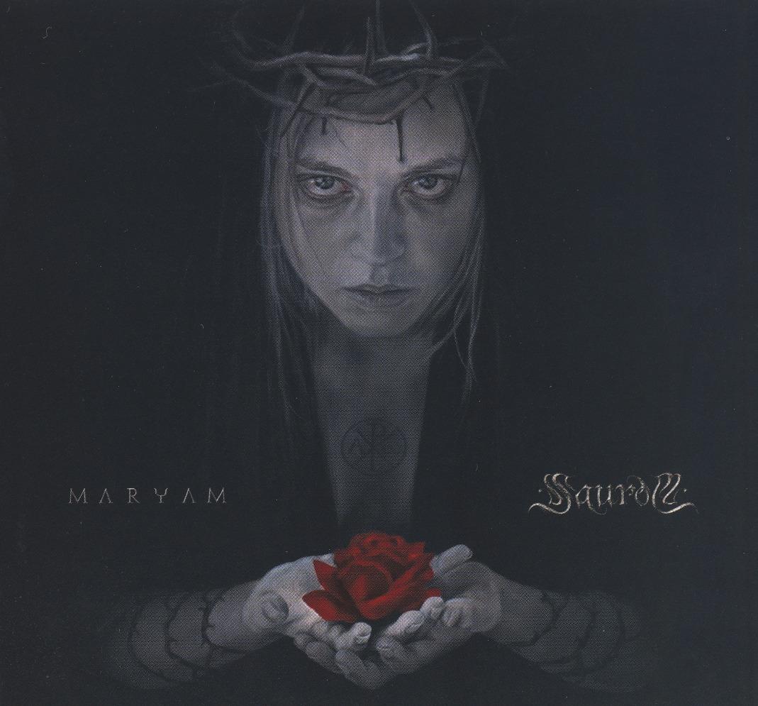 SAUROM (Spain) / Maryam (CD+DVD)
