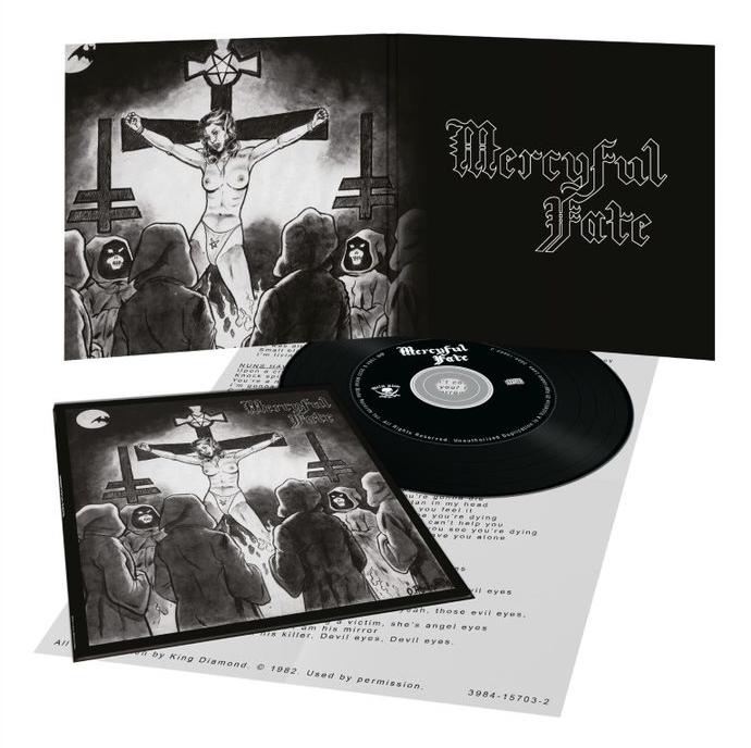 MERCYFUL FATE (Denmark) / Mercyful Fate (2020 reissue)