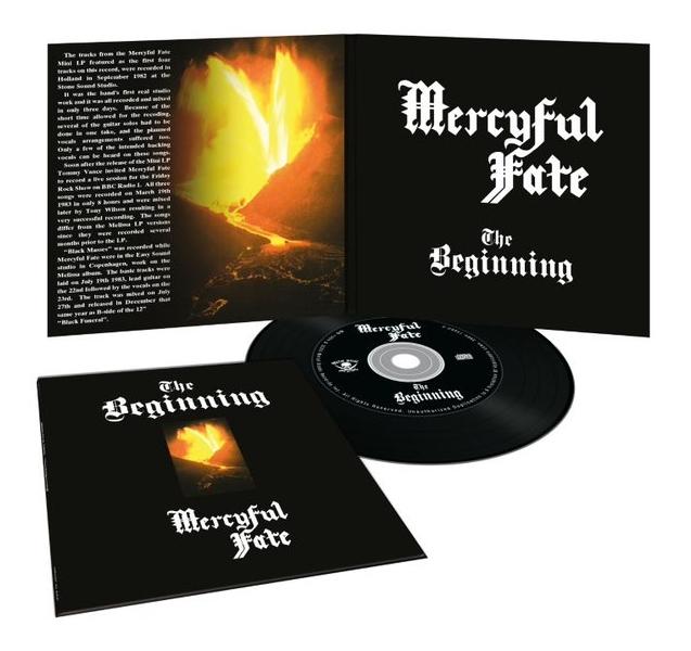 MERCYFUL FATE (Denmark) / The Beginning (2020 reissue digipak)