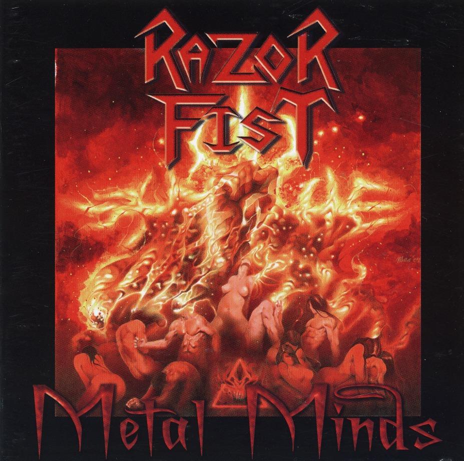 RAZOR FIST (US) / Metal Minds