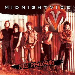 MIDNIGHT VICE (Canada) / Full Disclosure