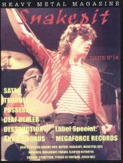 SNAKEPIT / Issue 14