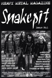 SNAKEPIT / Issue 1