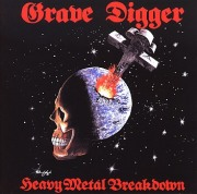 GRAVE DIGGER / Heavy Metal Breakdown (collector's item)